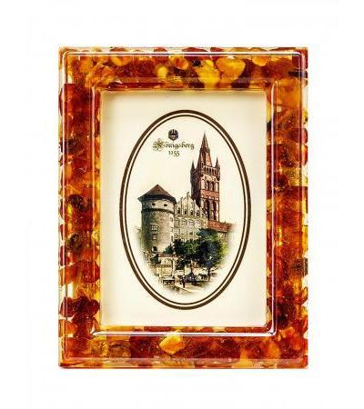 Small photo frame 6.5 x 9 cm